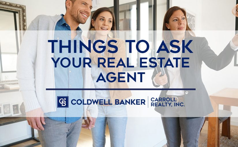 Questions to Ask Your Real Estate Agent